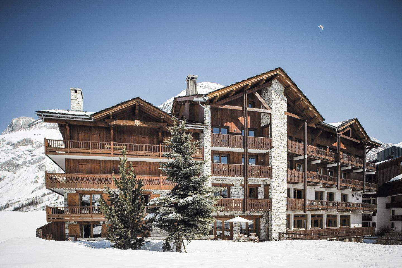 H tel altitude hotel altitude h tel de luxe 3 toiles for Piscine val d isere